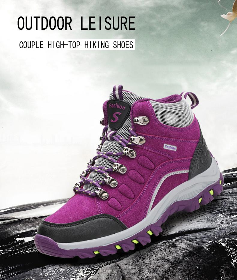 BD-3338 men Outdoor hiking shoes women (1)