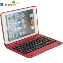CEL Foldable Wireless Bluetooth Rechargeable Keyboard Case Cover For iPad Mini 1 2 3 DEC17