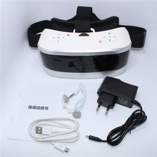 All In One Headset Allwinner H8 VR box Android wifi BT4.0 1080P FHD Display Immersive 3D Glasses Virtual Reality Headset