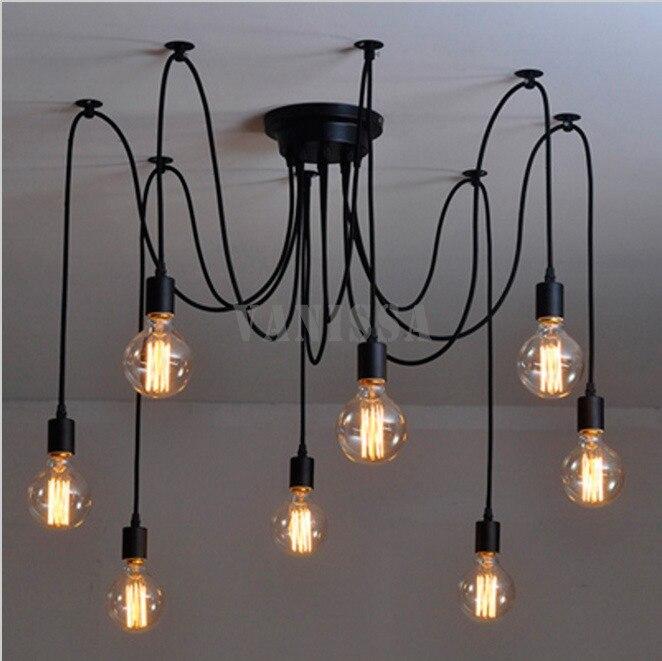 New Arriving Retro Spider Lamp Classic Decorative ...