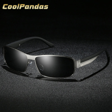 2018 New Polarized Sunglasses Driving Coating Sunglass Pilot Gafas Polaroid Sun glass Men Brand Designer Fashion Eyewear Oculos(China)