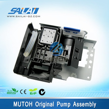 Hot sale!!! mutoh pump capping assembly for dx5 printhead printer/dx5 pump cap station water based(China)