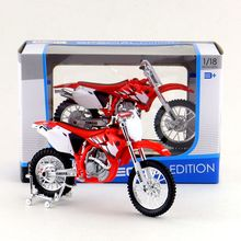 Maisto/1:18 Scale/Diecast model motorcycle toy/YAMAHA YZ-450F Supercross Model/Delicate Gift or Toy/Colllection/For Children