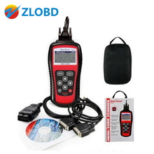 ZOLIZDA MaxiScan MS509 factory price OBDII/EOBD CAN Scanner tool ms509 Auto Code Reader Work For US&Asian&European Car