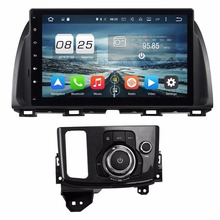 "2GB RAM Octa Core 10.1"" Android 6.0 Car Audio DVD Player for Mazda CX-5 CX 5 Atenza With Car Radio GPS 4G WIFI Bluetooth USB"