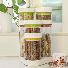High Quality Food Storage Vacuum Containers Set, Bonus Air Pump & Tray, Stackable, Microwave, Dishwasher & Freezer Safe