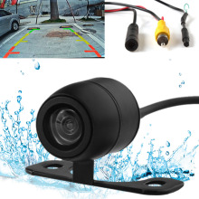 2 in 1 New Car Forward Rear View Parking Camera CCD 170 Degrees Auto Vehicle Backup Front Back Side Reverse Rearview Camera
