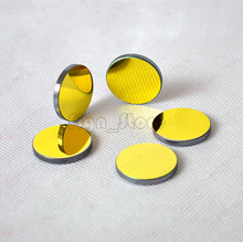 Dia 20mm HQ Silicon SI Reflection Reflective CO2 Laser Mirrors 10600nm CO2 Laser Engraving and Cutting Machine