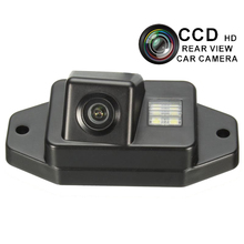 Car Reversing Camera Vehicle Rear View Backup Camera for Toyota Land Cruiser 120 Prado Parking Assist System Camera Night Vision(China)