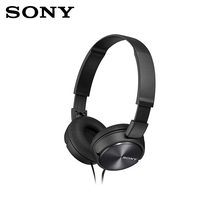 Earphones Sony MDR-ZX310 earphones for computer headphone for phone