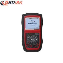 Autel AutoLink AL539B OBDII Code Reader and Electrical Test Tool Easy To Use Support Update Online(China)