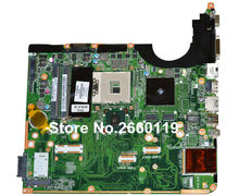 laptop motherboard for HP DV6 580976-001 system mainboard fully tested and working well with cheap shipping