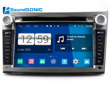 For Subaru Legacy Outback Android 4.4.4 S160 Automotivo In Dash Car PC Auto Monitor Car Stereo Radio CD DVD GPS Autoradio Media