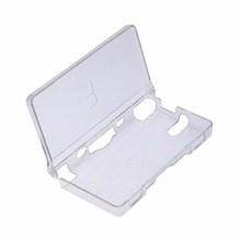 Hard Crystal Case Clear Skin Cover Shell for Nintendo DSL NDS Lite NDSL+foi Suitable for Nintendo DSL NDS Lite NDSL(China)