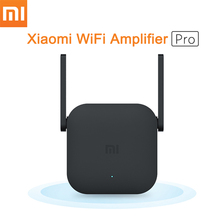 Original Xiaomi WiFi Amplifier Pro 300Mbps Amplificador Wi-Fi Repeater Wifi Signal Cover Extender Roteador Mi Wireless Router