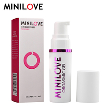 Aphrodisiac woman Minilove Orgasmic Gel for sex Love Climax Spray, Enhance increase g-spot Female Libido exciting sex products(China)