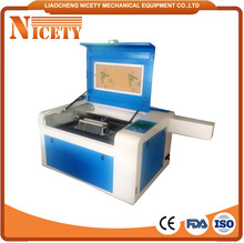 Economic good price, hot sale round material,2d letter/3d photo laser engraving machine NT-4060A 400*600mm