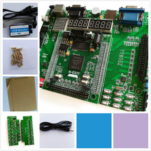 E15 fpga development board bottom  altera EP4CE15F17C8N board SOPC board  fpga board altera board EDA