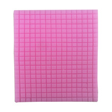 Small grid lines silicone cake mold decoration, baking fondant tools, cooking silicone bakeware, kitchen accessories E720