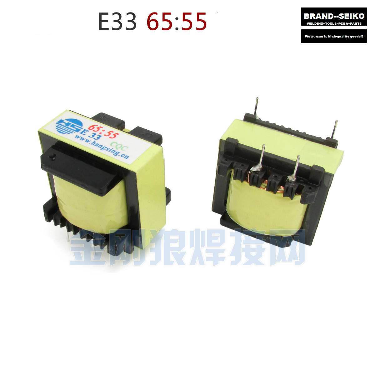 E33 65:55 2pcs/lot Inverter Argon Arc Welding Machine High Voltage Ignition Plate Commonly Used E<br>