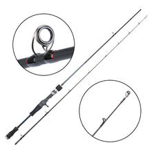 Clear-out Baitcasting Rod 2.1M Carbon Spinning Fishing Rod Lure Fishing Rods High Quality Best Price(China)