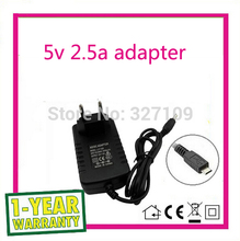 5V 2.5A AC DC Power Adapter Wall Charger For Chuwi HI12 Tablet PC US EU PLUG(China)