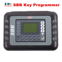 2017 Newest Silca Immbolizer SBB V33.02 Universal Key Maker 9 Languages No Token For Multi-Brand Cars sbb Key Programmer V33. 2(China)