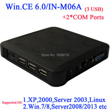 N380 RDP cloud terminal with 2 COM embeded WIN.CE 6.0 Black windows and linux server support one can up to 100 or more users(China)