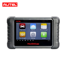 AUTEL MaxiDAS DS808 KIT Tablet Diagnostic Tool Full Set Support Injector & Key Coding DS808K(Ship from US No Tax)(Hong Kong)