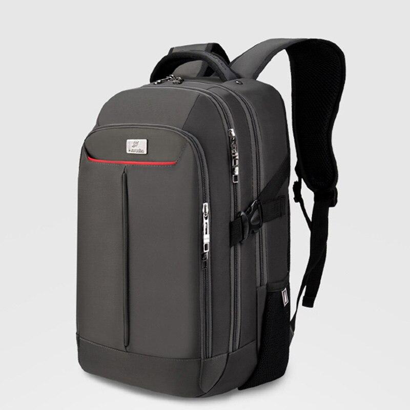 High Quality Men Women Laptop Backpack Business Travel Knapsack Teenages Students Schoolbag 32*46*18CM<br><br>Aliexpress