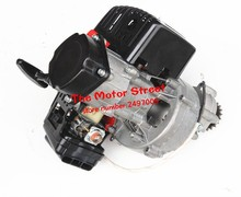 Performance 49cc Engine Mini Moto Quad ATV Pocket Bike New Motorcycles Engine Parts RED