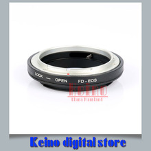 FD-E OS Mount Adapter No Glass For Can&n FD Lens to E&S EF 5D 7D 50D 70D 1100D Camera Digital Auto Focus