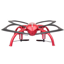 New 2.4G Wireless Flapdrone Drone With Realistic Wings Insect Stunt Drone Butterfly Shape Cool 6-Axis RC Quadcopter Drones Toy