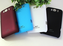 Hybrid Hard Matte Case Cover For THL W3+ Dual Core Android phone MTK6577 THL W3 Protective case(China)