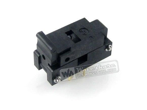 module SOP16 SO16 SOIC16 IC51-0162-271-3 Yamaichi IC Test Burn-In Socket Programming Adapter 4.5mm Width 1.27mm Pitch<br>