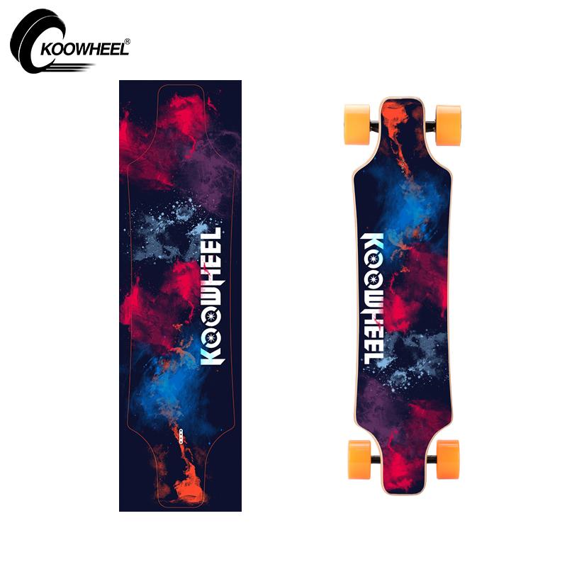 Super Hard-Wearing Grip Tape Cool DIY Sandpaper Stickers for Street Skateboard Decks Griptape (6)