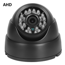 New AHD Camera 720P/1080P/3MP/4MP  CCTV Security AHDM AHD-M Camera HD 1MP IR-Cut Nightvision Indoor Camera 1080P LENS