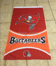 3x5ft Tampa Bay Buccaneers flag 150x90cm 100D polyester digital printed banner(China)