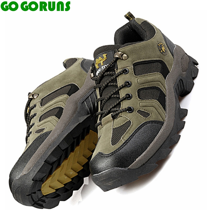 outdoor brand sport men hiking shoes breathable mountain trail walking sneakers hiking shoes men zapatos senderismo hombre 321p<br><br>Aliexpress