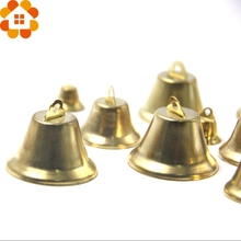 New Arrival 30PCS 10sizes Christmas Golden Bell Home Garden&Christmas Party Decorations/Christmas Tree Decoration Supplies Gifts
