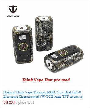 New Color Arrival Original VOOPOO DRAG 157W Box Mod Carbon Fiber/Resin Version 18650 Battery Temperature Control E Cig Vape Mod 1