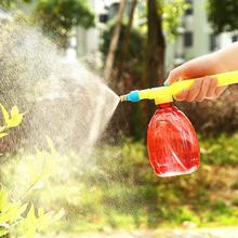 New Garden Accs Sprayers Head Bottles Interface Plastic Head Water Pressure Trolley Gun Sprayer without Bottle