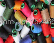 AX3  Wire  Cord  Small stall sewing thread *leather sewing thread waxed thread for leather nylon thread