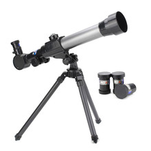 2017 Children's Puzzle Telescope Science Education Usage HD Astronomical Telescope Kid Toy Gift
