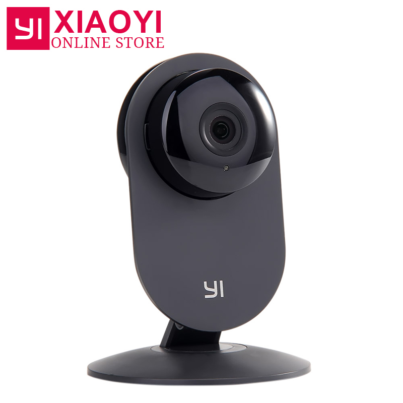[International Edition] YI Home Camera 720P Xiaomi Xiaoyi IP Camera 110 Wide Angle Two-way Audio Activity Alert Smart Webcam<br>