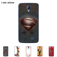 "Solf TPU Silicone Case For Micromax Bolt Q383 5.0"" Mobile Phone Cover Bag Cellphone Housing Shell Skin Mask Color Paint DIY"