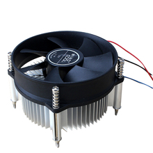 3PIN DC 12V CPU Cooling Cooler PC Ultra Silent Fan For Intel LGA775  Q99 XXM