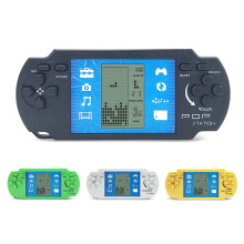 Free Shipping Children Classical Players Portable Handheld Video Game Console Tetris kids Gaming Controller