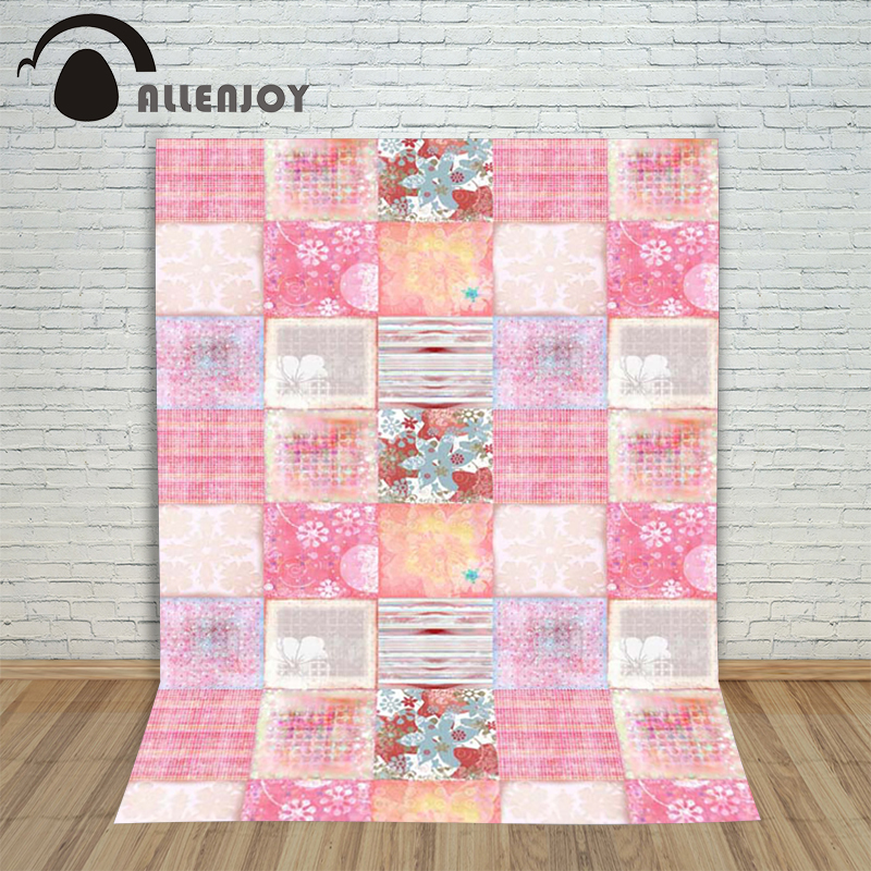 Photography background Multi-pattern pink Bokeh boy girl spring  summer Allenjoy backdrops<br><br>Aliexpress
