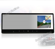 4.3'' inch Vehicle Auto Car Back Up Monitor Rear View Mirror Parking Mirror Monitor HD DVR Driving Camera Eeyelog Video Recorder